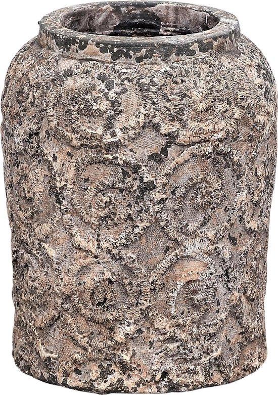 PTMD Pot M Aston bruin 12x15x12 cm