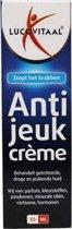 Lucovitaal Anti-jeuk crème - 50 milliliter - 1 stuk - Anti-jeukcrème
