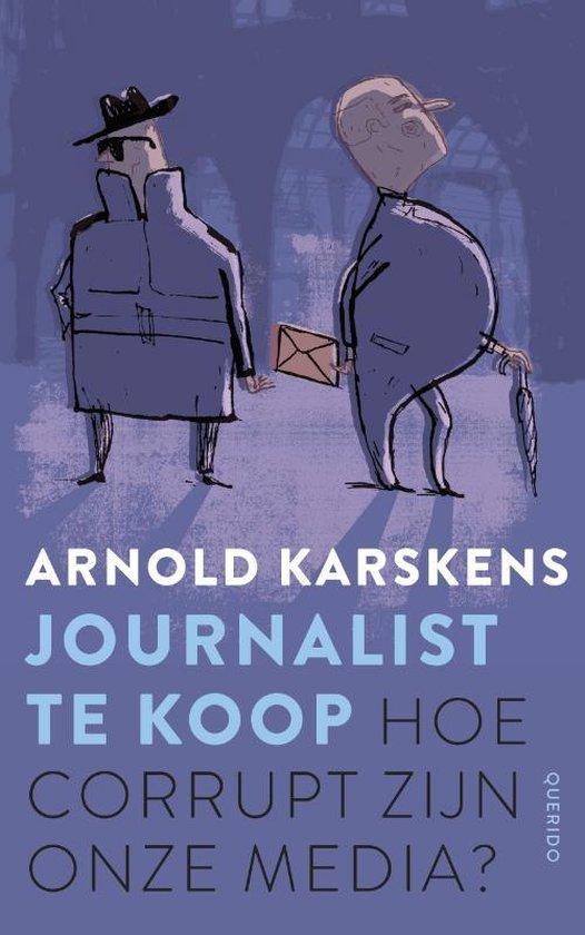Omslag van Journalist te koop