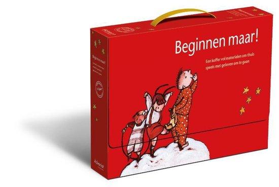 Cover van het boek 'Beginnen maar !'