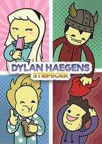 Omslag Dylan Haegens Stripboek
