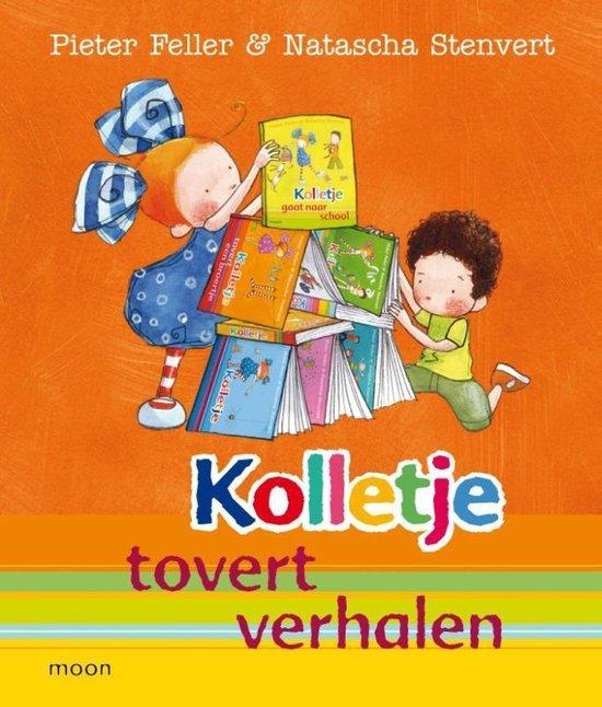 Boek cover Kolletje tovert verhalen van Pieter Feller (Hardcover)