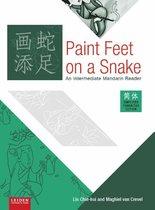 Paint Feet on a Snake