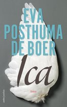 Boek cover Ica van Eva Posthuma de Boer (Paperback)