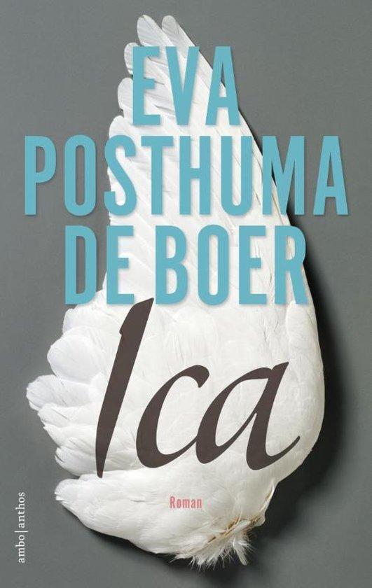 Boek cover Ica van Eva Posthuma de Boer
