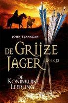De Grijze Jager 12 -   De koninklijke leerling