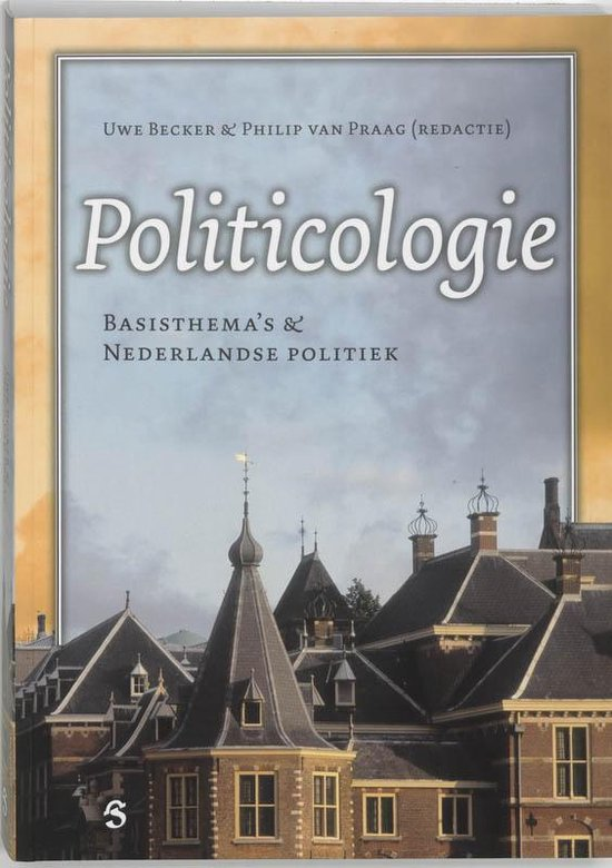 Boek cover Politicologie van U. Becker (Paperback)