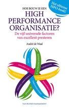 Hoe bouw je een high performance organisatie?
