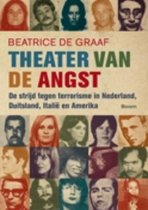 Boek cover Theater van de angst van Beatrice de Graaf (Paperback)