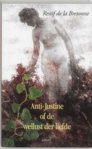 Martin Ros Bibliotheek  -   Anti-Justine, of De wellust der liefde