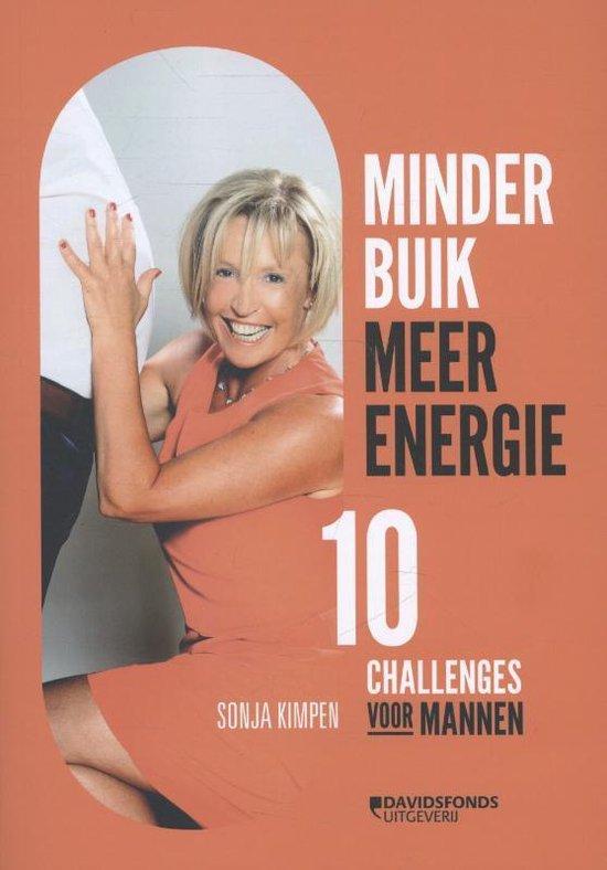Cover van het boek '10 challenges voor mannen' van Sonja Kimpen
