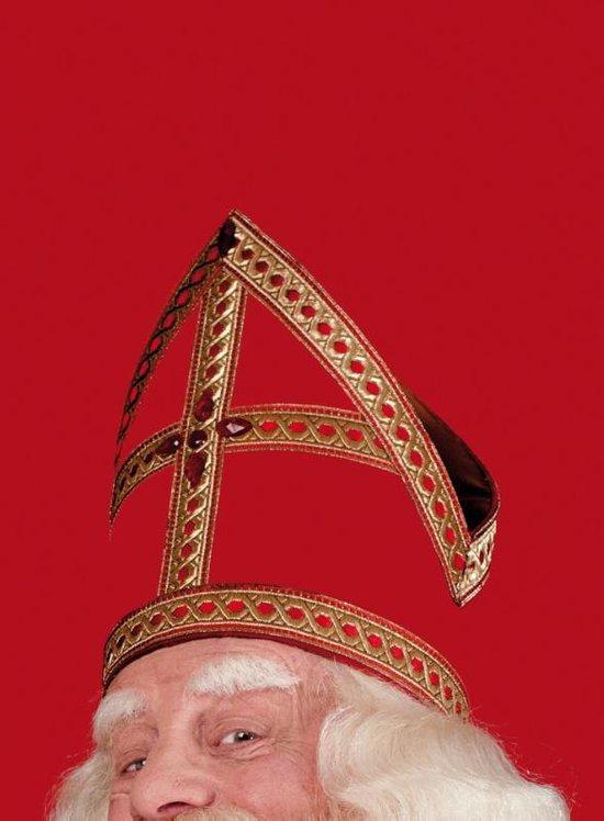 Boek cover Sinterklaas bestaat! van Bram van der Vlugt (Hardcover)