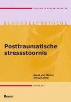 Boek cover Posttraumatische stressstoornis Werkboek van A. van Minnen
