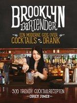 Boek cover Brooklyn Bartender. Een moderne gids over cocktails en drank. 300 trendy cocktailrecepten van Carey Jones (Hardcover)