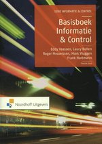 Boek cover Informatie & Control  -   Basisboek informatie en control van Eddy Vaassen (Paperback)
