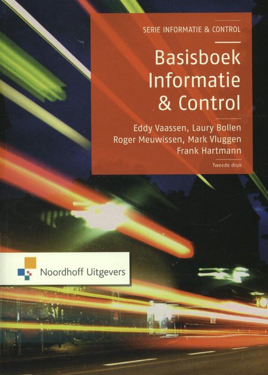 Informatie & Control  -   Basisboek informatie en control - Eddy Vaassen