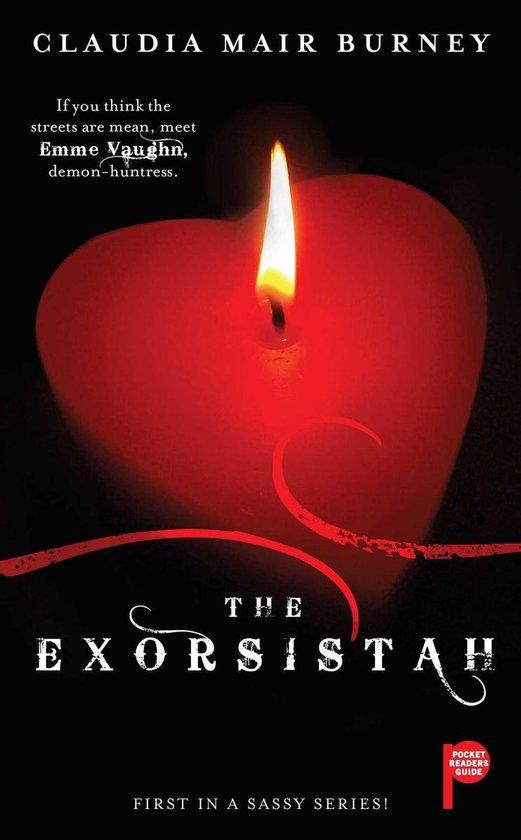 Omslag van The Exorsistah