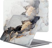 Lunso - cover hoes - MacBook Air 13 inch (2020) - Marble Magnus