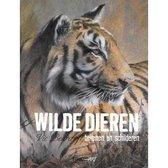 Wilde dieren tekenen en schilderen