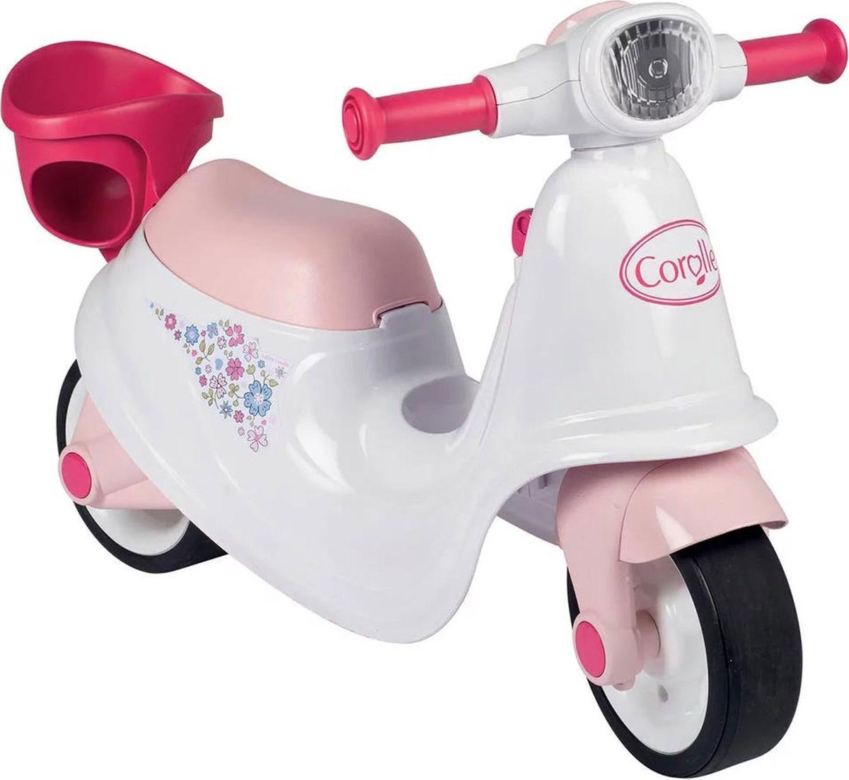Corolle loopscooter Smoby