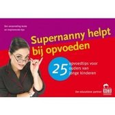 Supernanny helpt bij opvoeden