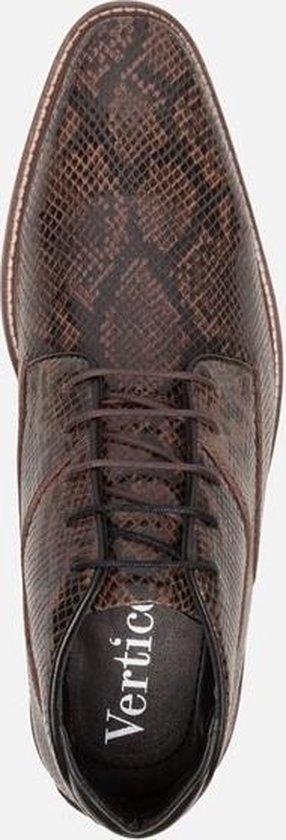 Vertice Veterschoenen bruin - Maat 40