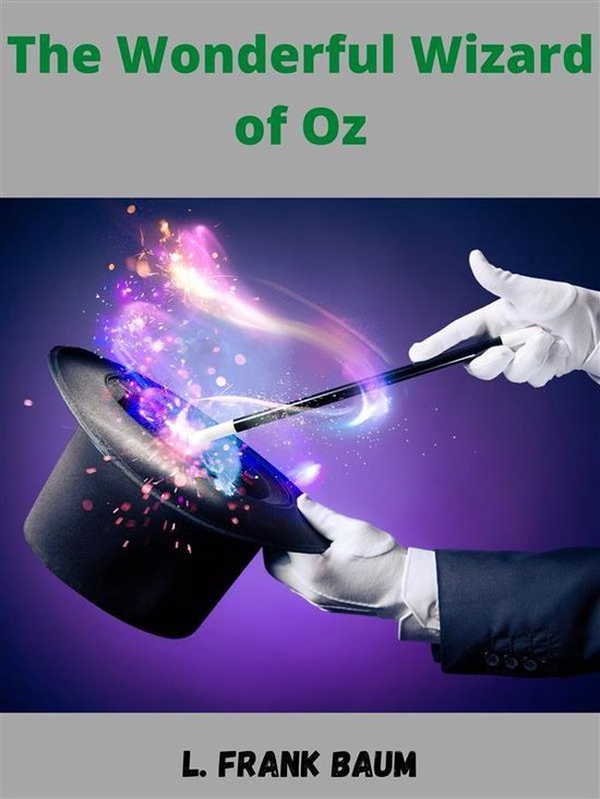 Boek cover The Wonderful Wizard Of Oz van L. Frank Baum (Onbekend)