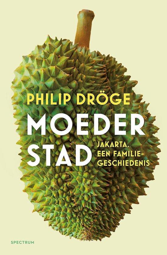 Boek cover Moederstad van Philip Dröge (Hardcover)