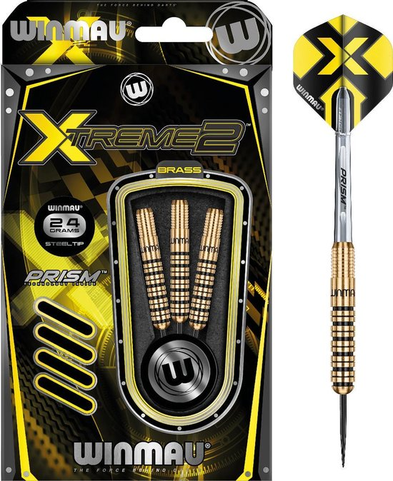 Afbeelding van het spel Darts Winmau Xtreme2 koper 22 gram