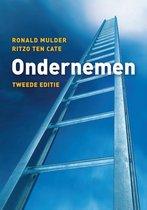 Boek cover Ondernemen, 2/E van Ronald Mulder (Paperback)
