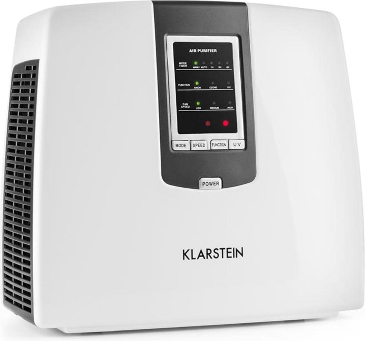 Tramontana 6-in-1 luchtfilter air purifier ionisator Ozon UV 25m² wit