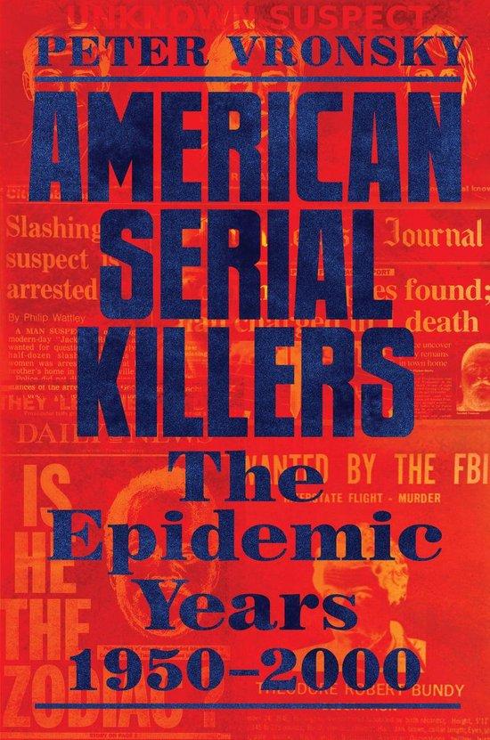 Omslag van American Serial Killers