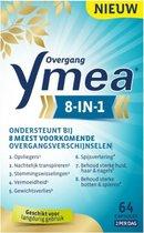 Ymea Overgang 8 in 1 – Ondersteunt bij 8 overgangsverschijnselen – Voedingssupplement - 64 capsules