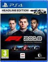 F1 2018 Headline Edition - PS4