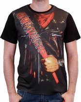 THE WALKING DEAD - T-Shirt Megan Costume (S)
