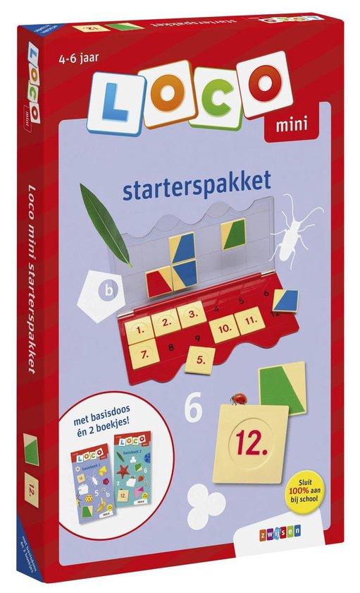 Boek cover Loco Mini  -   Loco mini starterspakket van  (Paperback)