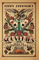 Boek cover Souvenirs van Ferry Zandvliet (Paperback)