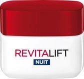 L'Oréal Paris Revitalift Nachtcrème - Anti Rimpel - 50 ml