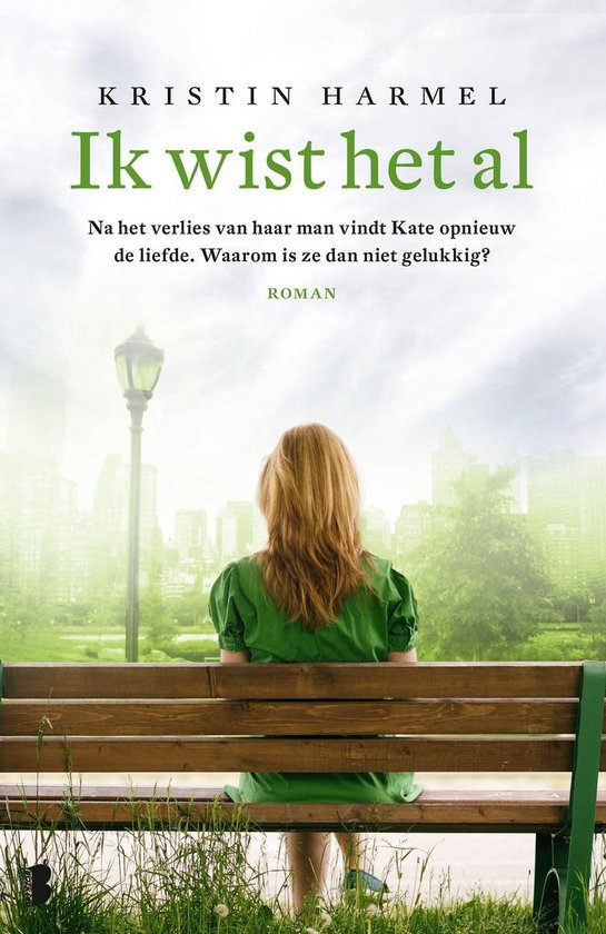 Boek cover Ik wist het al van Kristin Harmel (Onbekend)