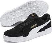 PUMA Caracal SD Sneakers Heren - Puma Black-Puma White-Puma Team Gold - Maat 40