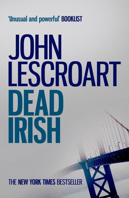 Omslag van Dead Irish (Dismas Hardy series, book 1)
