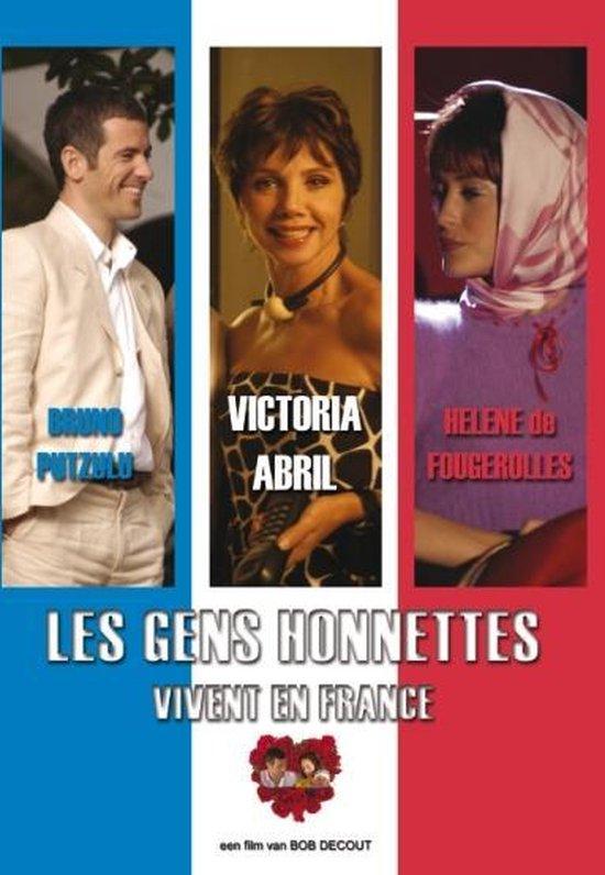 Cover van de film 'Les Gens Honnetes..'