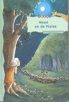 Maan en de pixies