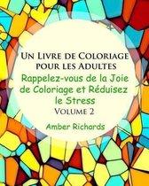 Un Livre de Coloriage Pour Les Adultes