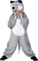"""""""Wolf kostuum voor kinderen  - Kinderkostuums - 122/134"""""""