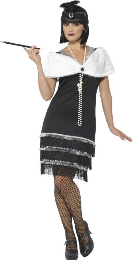 Wonderbaar bol.com | Jaren 20 charleston kostuum voor dames - Volwassenen ZH-59