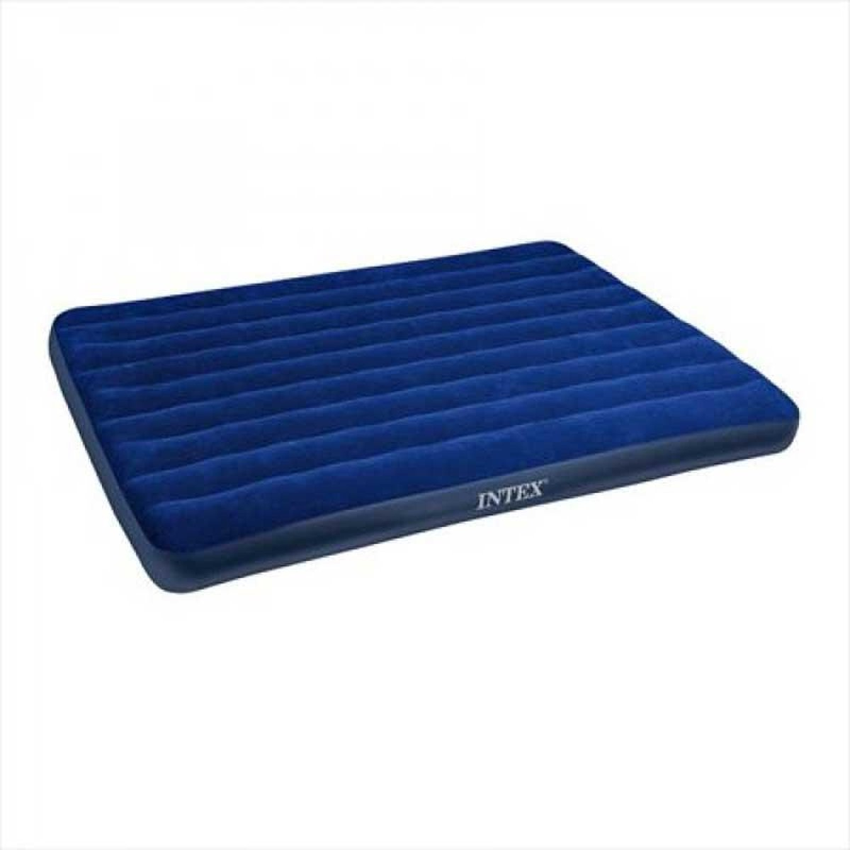 Intex King Luchtbed - 2-persoons - 203x183x22 cm