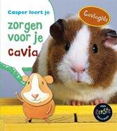 Mijn eerste docuboek - Casper leert je zorgen voor je cavia