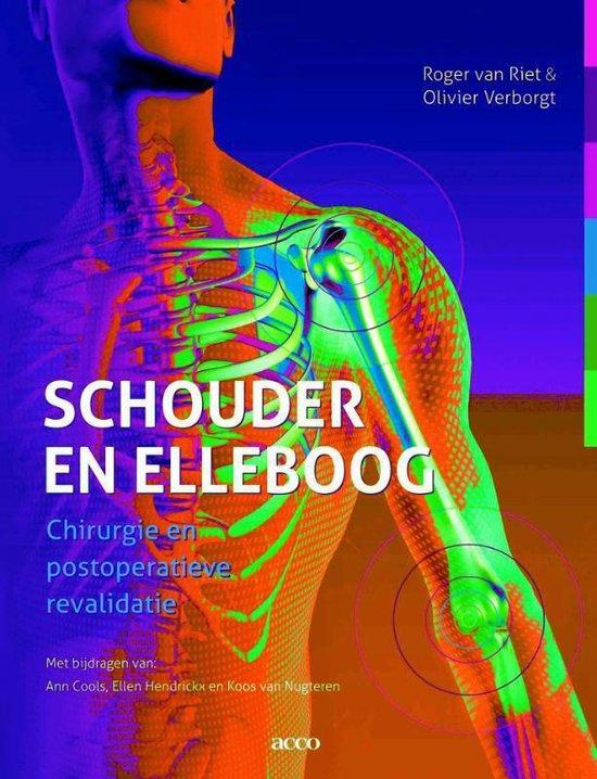 Schouder en elleboog - Roger van Riet  
