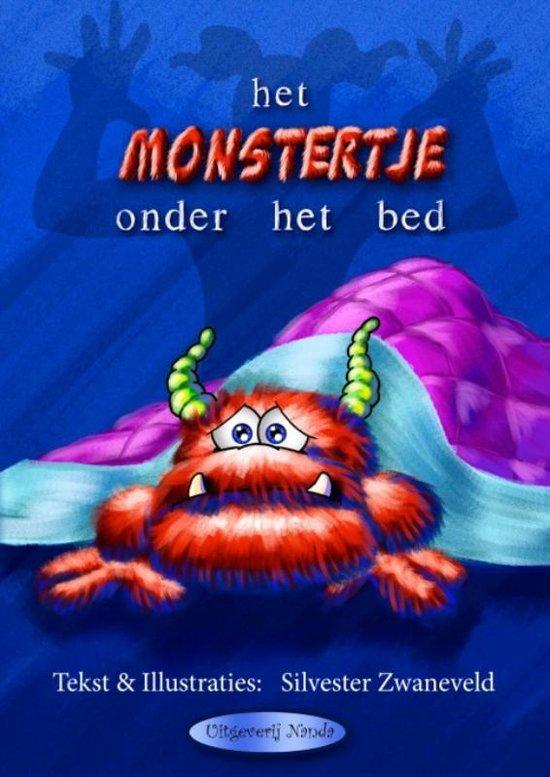 Het monstertje onder het bed - Silvester Zwaneveld |